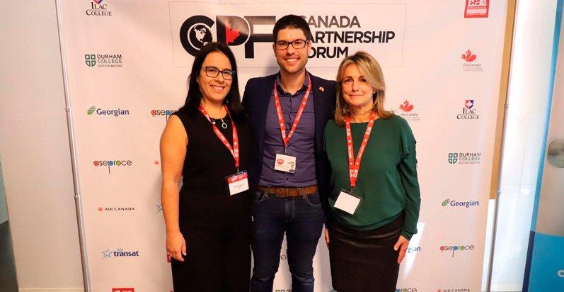 Canadá Partnership Forum